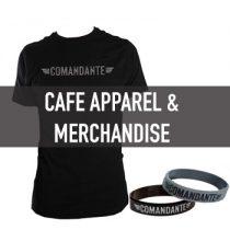 เสื้อ, ผ้ากันเปื้อน (Cafe Apparel & Merchandise)