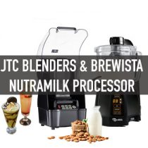 เครื่องปั่น JTC, เครื่องทำนมถั่ว Brewista Nutramilk (Blenders, Nut Milk Processors)