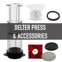 DELTER PRESS และอุปกรณ์เสริม
