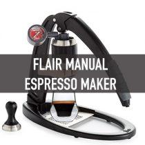 FLAIR Manual Espresso Maker เครื่องทำกาแฟเอสเพรสโซ่ (ไม่ใช้ไฟฟ้า)