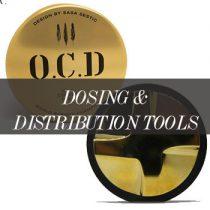 อุปกรณ์เกลี่ยกาแฟ (Dosing & Distribution Tools)