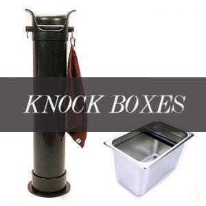 อ่างเคาะกากกาแฟ (Knockbox)