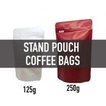 ถุงทรง Stand Pouch (ซิปบน+valve)