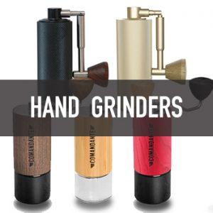 เครื่องบดมือหมุน (Hand Coffee Grinders)
