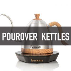 กาต้มน้ำกาแฟดริป (Pourover Kettles)