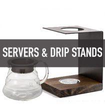 เหยือกเสิร์ฟ และฐานดริปกาแฟ (Coffee Servers & Drip Stands)