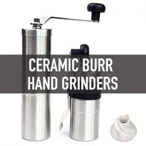 1 เครื่องบดเฟืองเซรามิค (Ceramic Burr)