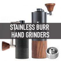 2 เครื่องบดเฟือง Stainless (Stainless Steel Burr)