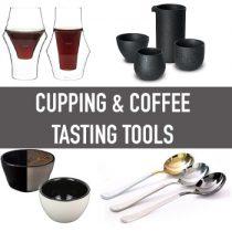 อุปกรณ์ชิมกาแฟ Cupping & Tasting Tools