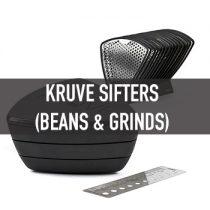 ที่ร่อนผงกาแฟ / เมล็ดกาแฟ KRUVE Grounds & Bean Sifters