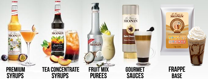MONIN All Products