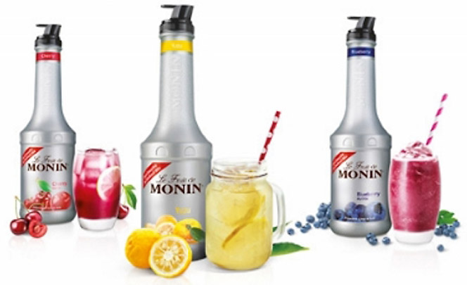 MONIN Logo - Fruit Mix - Pic