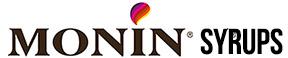 MONIN Logo - Syrups