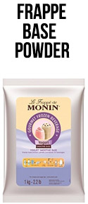 MONIN - Product - Frappe Base