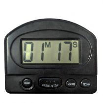 Digital Timer - Black 1