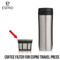 COFFEE PRESS - ESPRO Travel Press Coffee Filter 1