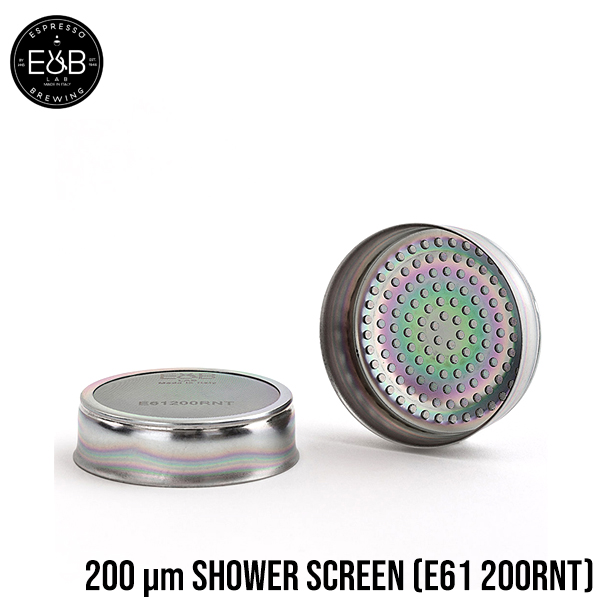 for E61 IMS E61 200 RNT Competition Shower Screen 200 microns REINFORCED