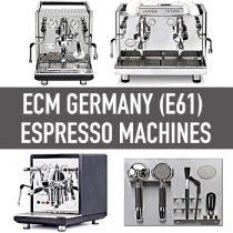 เครื่องชงกาแฟ (Espresso Machines)