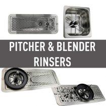 ที่ล้างเหยือกสตีมนม และโถปั่น (Pitcher & Blender Rinsers)