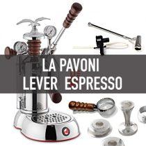 La Pavoni Lever Espresso Machines